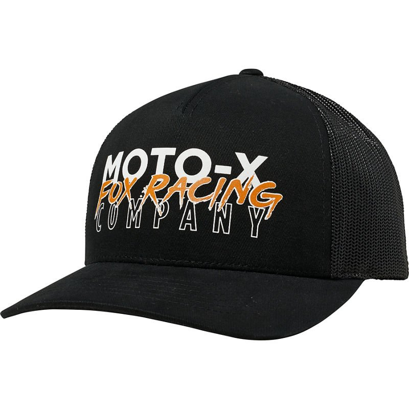 Kšiltovka Fox Rampage Trucker black