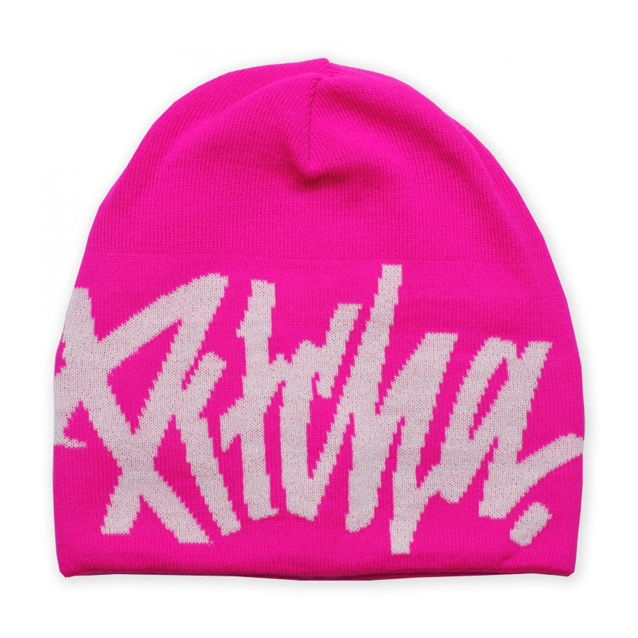 Kulich Pitcha Simple beanie pink