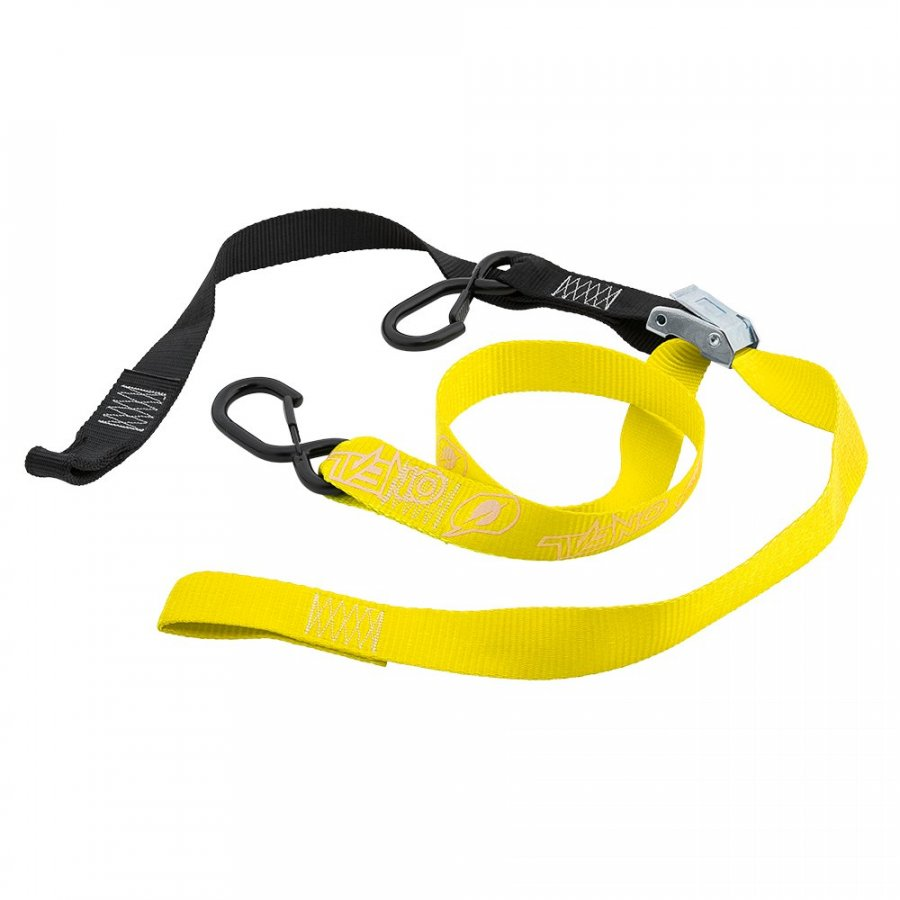 Kurty O´Neal Soft Hook De Luxe yellow 2 ks