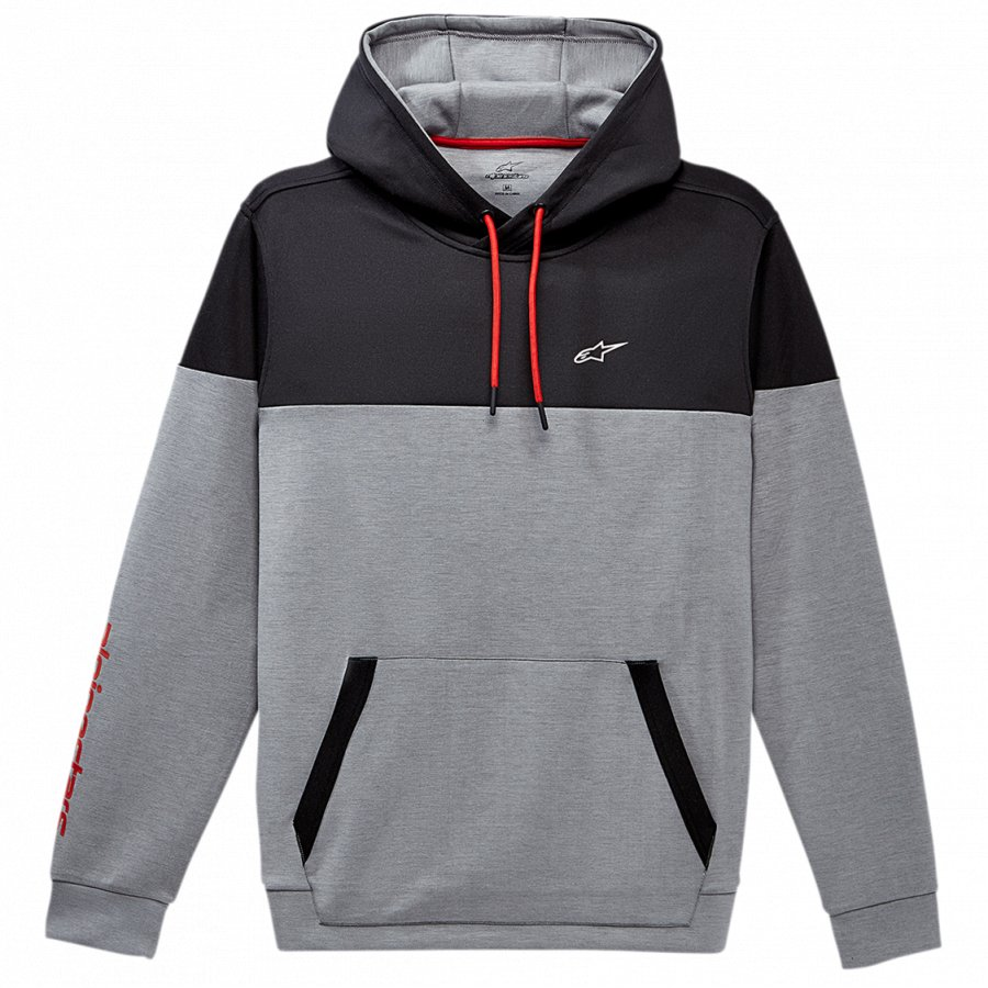 Mikina Alpinestars Focus grey