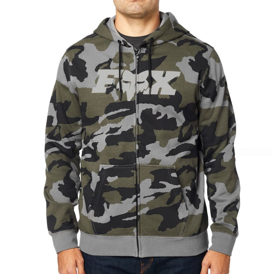 Mikina Fox Legacy Fheadx zip fleece camo