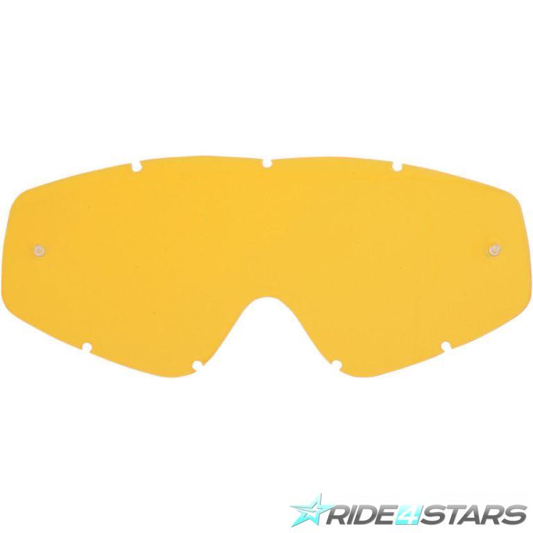 Náhadní sklo Fox racing Main Yellow
