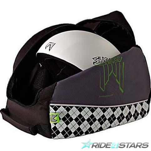 Obal na Helmu Shred Bucket Holder Bag Black