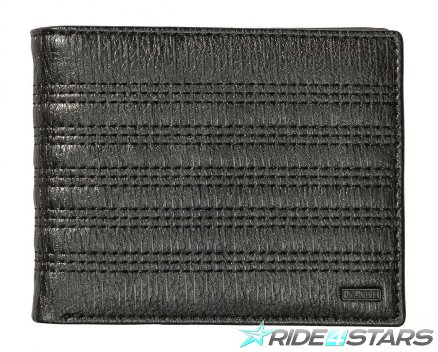 Peněženka Globe Keelhaul Wallet Black Rain Single