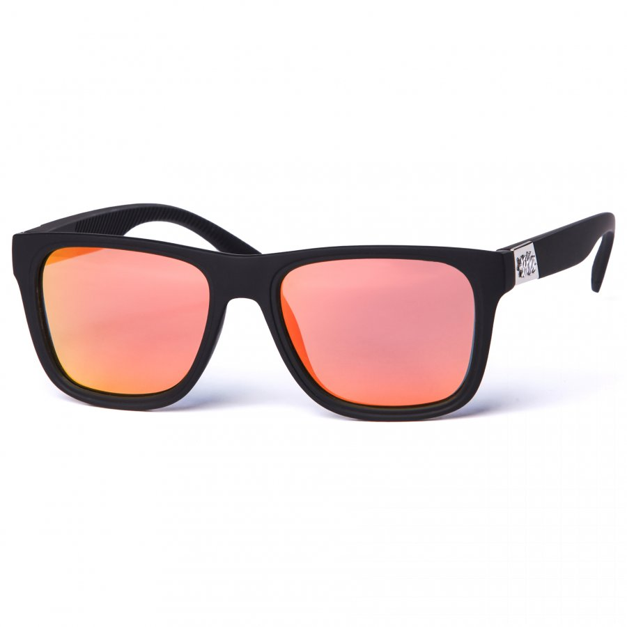 Pitcha DIRTY JOE sunglasses black/red