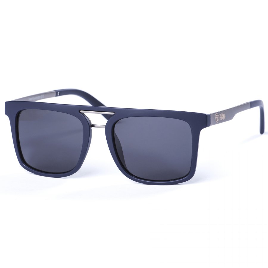 Pitcha PODMOL BROS2 limited sunglasses blue/black