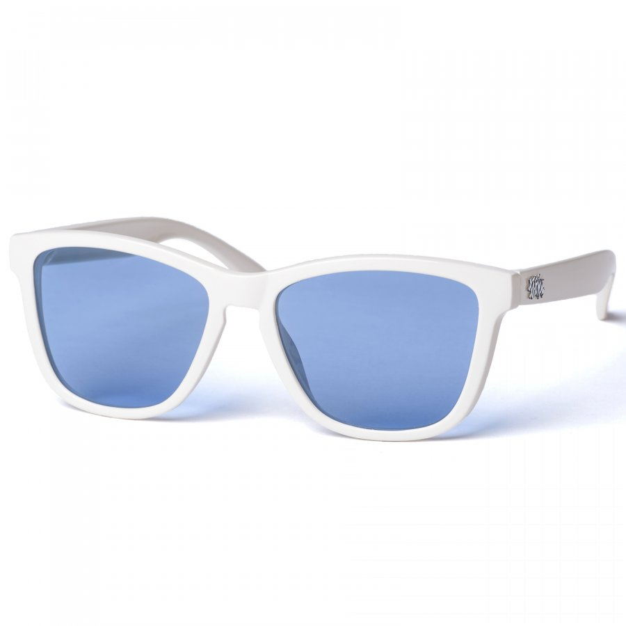 Pitcha PUSSYNA sunglasses white/blue
