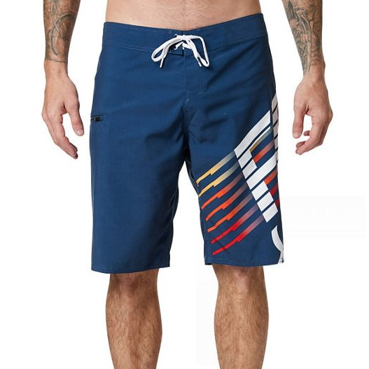 Plavky Fox Lightspeed Boardshort light indigo