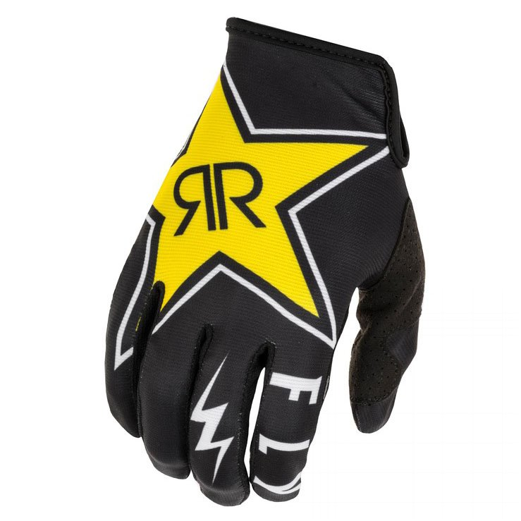Rukavice Fly Racing Lite 2020 Rockstar