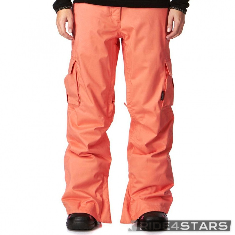 Snb kalhoty Westbeach Rendezvous Pants Coral M