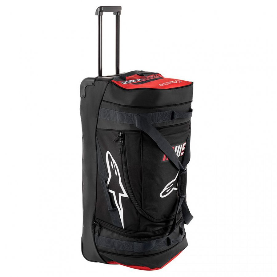 Taška Alpinestars MM93 Gear Bag black/red