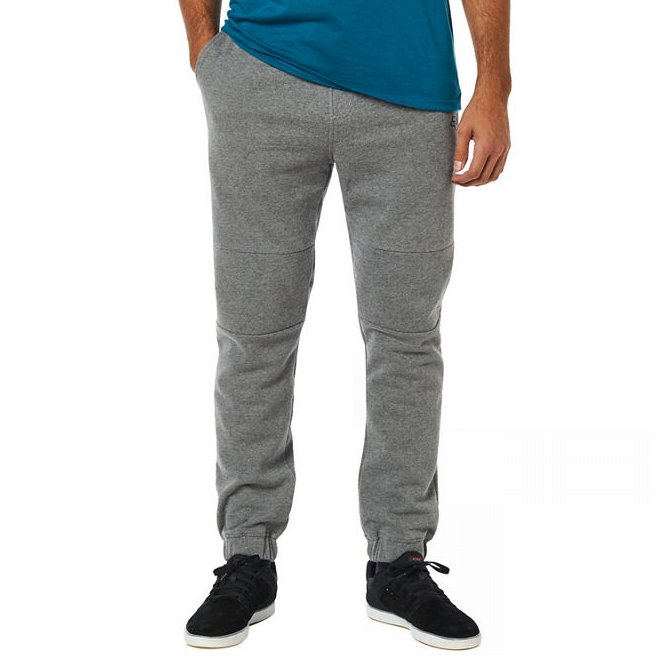 8fc14c2242 Tepláky Fox Lateral Pant Heather Graphite