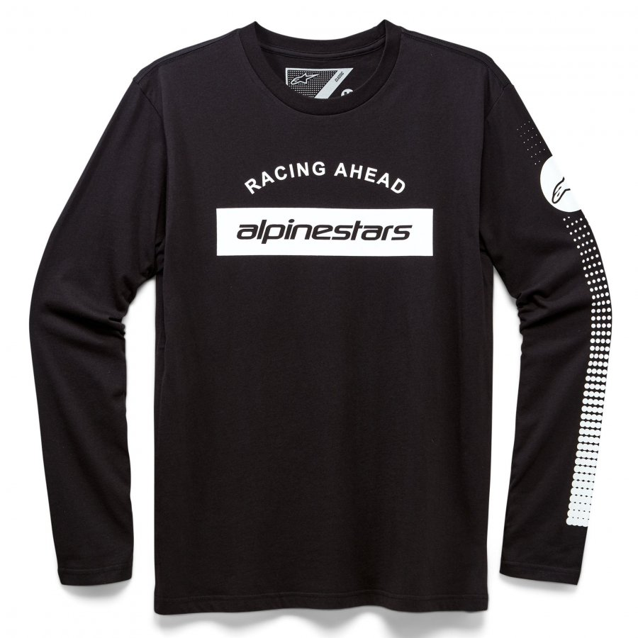 Triko Alpinestars Arc Bar black