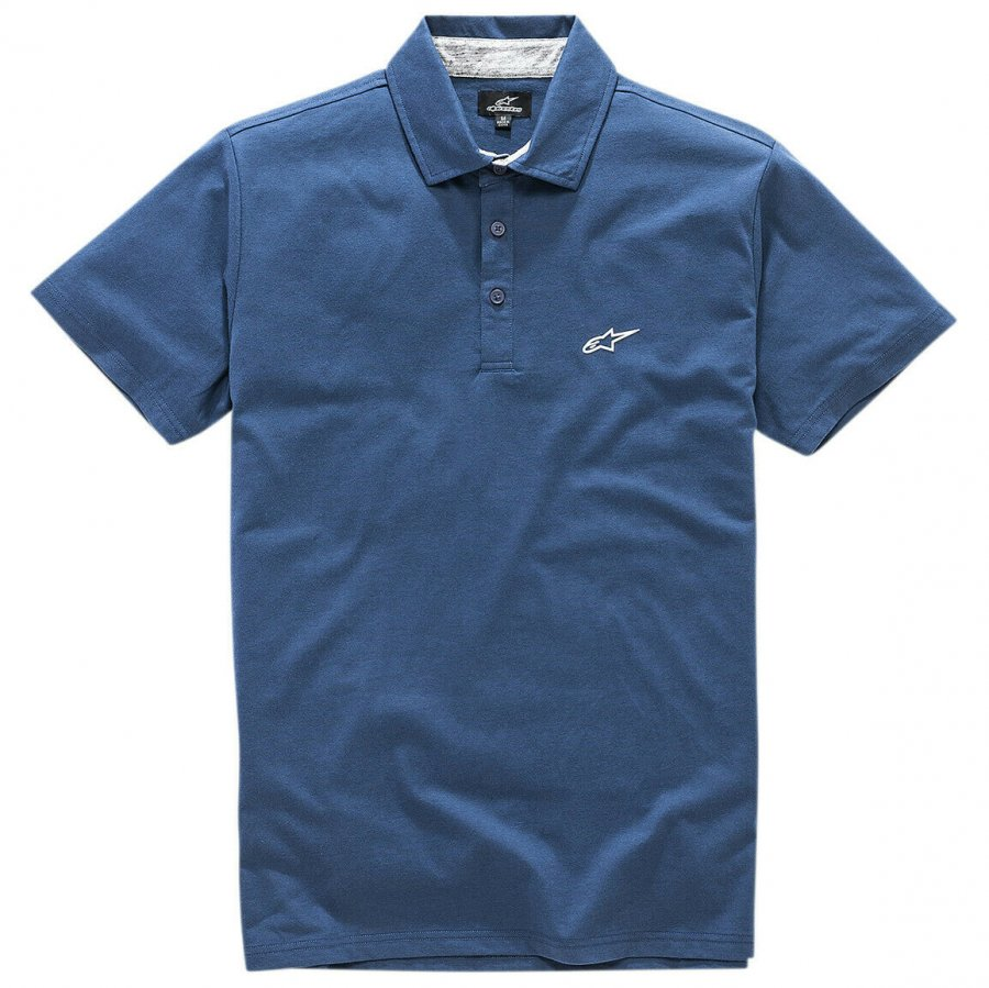 Triko Alpinestars Eternal Polo navy