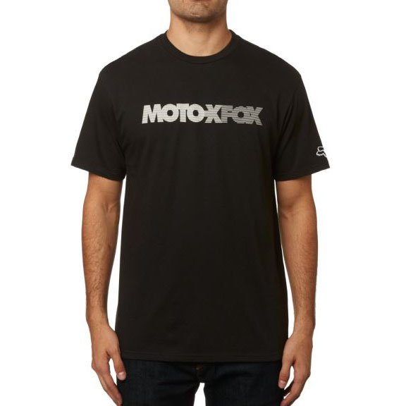Triko Fox Hi Speed Tee black