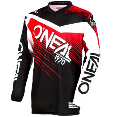 Dres Oneal Element Racewear Black/Red