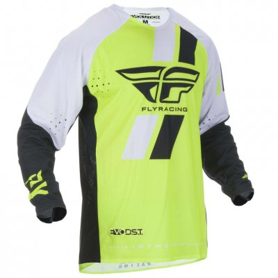 Dres Fly Racing EVO 2019 yellow fluo/...