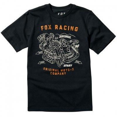 Dětské Triko Fox Youth Fast Track Tee. e79158a9ea