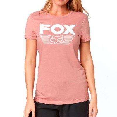 fe6f1fd5f2b Triko Fox Ascot Crew Tee Blush