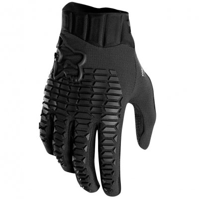 rukavice Fox Sidewinder Glove Black