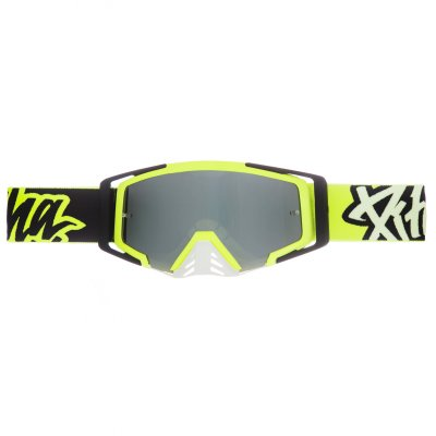 Brýle Pitcha SAVAGE fluo/black - silv...