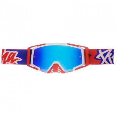 Brýle Pitcha SAVAGE blue/red - blue m...