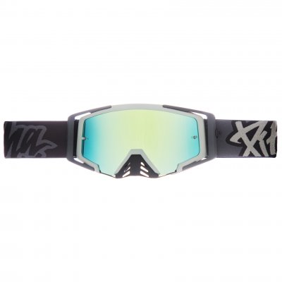 Brýle Pitcha SAVAGE black/grey - gree...