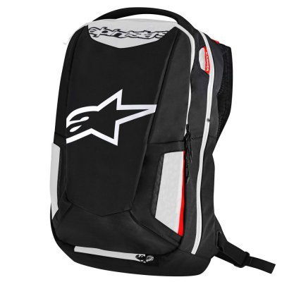 Batoh Alpinestars City Hunter black/w...