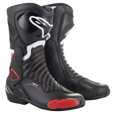 Boty Alpinestars S-MX 6 black/red