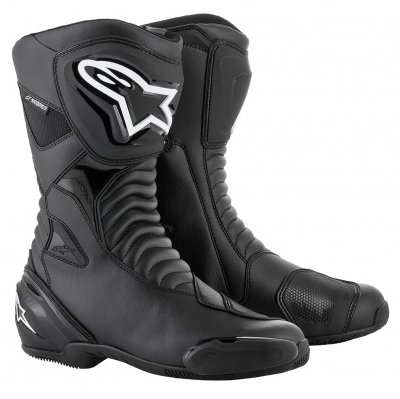 Boty Alpinestars SMX-S Waterproof black