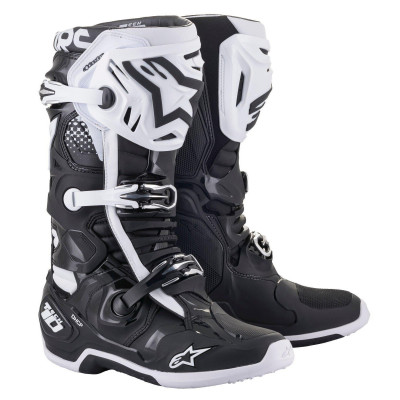 Boty Alpinestars Tech 10 2021 black/w...