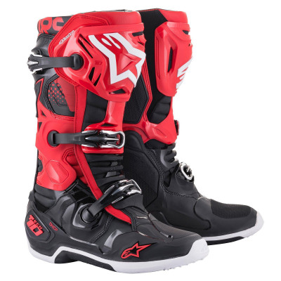 Boty Alpinestars Tech 10 2021 red/black