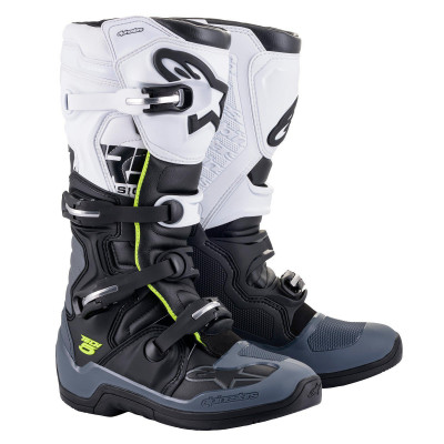 Boty Alpinestars Tech 5 2021 black/gr...