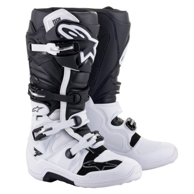 Boty Alpinestars Tech 7 2021 black/white
