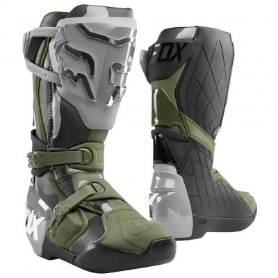 Boty Fox Racing Comp R boot 2020 camo