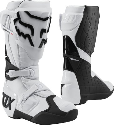 Boty Fox racing Comp R Boot White 201. 8a66473996