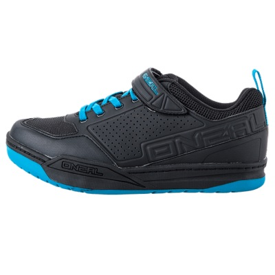 Boty Oneal Flow SPD Black/Blue