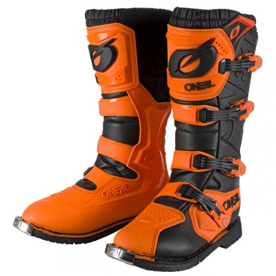 Boty ONeal Rider Boot orange