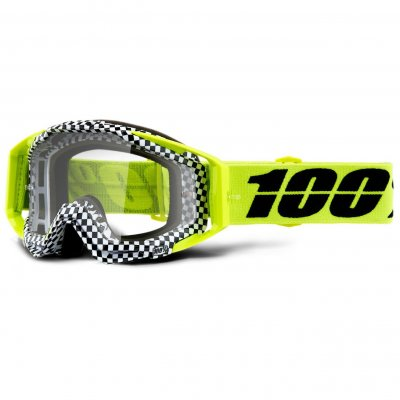 Brýle 100% Racecraft Andre clear lens