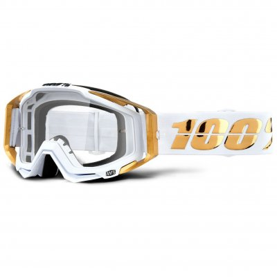 Brýle 100% Racecraft LTD clear lens