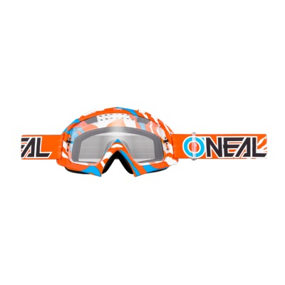 Brýle Oneal B-10 Stream Orange/Blue