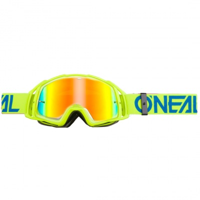 Brýle Oneal B-20 Flat Yellow/Blue - r...