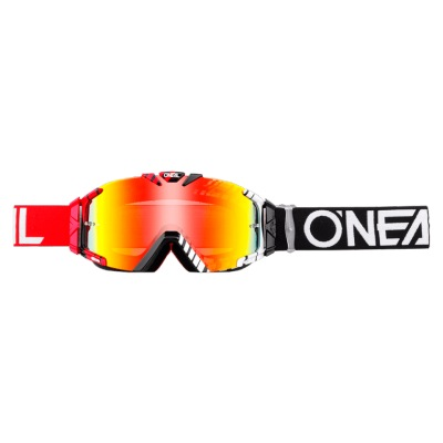 Brýle Oneal B-30 Duplex Black/Red/Whi...