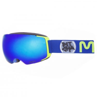 brýle Pitcha MAGNO navy/fluo/blue mir...