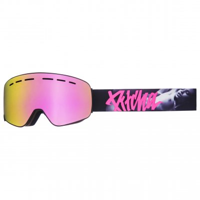 Brýle Pitcha XC3 black pink / full re...