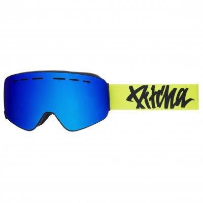 Brýle Pitcha XC3 fluo yellow black / ...