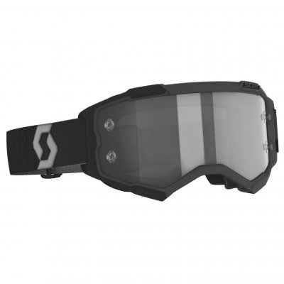 Brýle Scott Fury black/grey light sen...