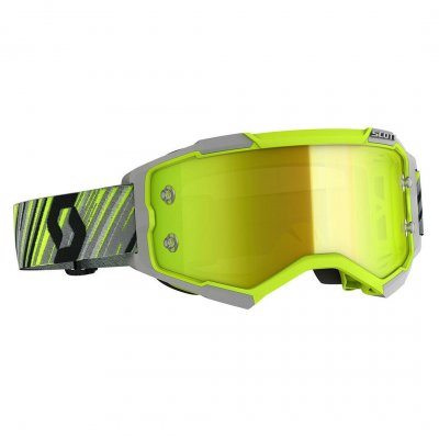 Brýle Scott Fury yellow/grey yellow c...