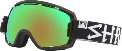 Brýle Shred Stupefy Blackout CBL Black 2bf0ee0776