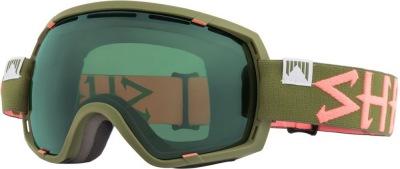 Brýle Shred Stupefy Trooper Military . 80b2146500